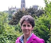 Amanda  Durham Cathedral small pic