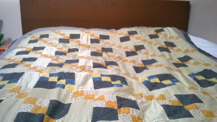 Nick's quilt 3