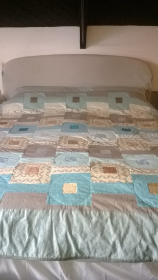 sand and sea bed quilt 2