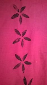 the five-petal print