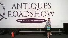 Antiques Roadshow lorry