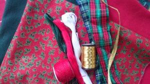 Workshop from Amanda Jane Textiles: Make a Christmas stocking