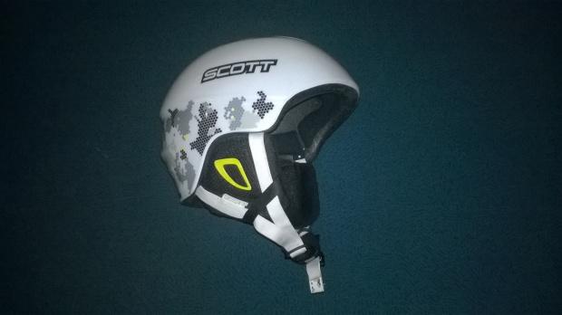helmet for skiing