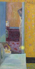 Bonnard: Nu dans un interieur (c) ADAGP, Paris 2015 (Courtesy National Gallery of Art, Washington