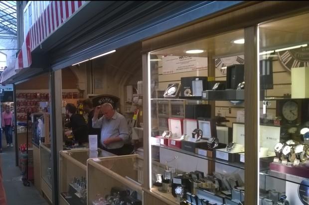 Durham City Watches, in Durham Indoor Market