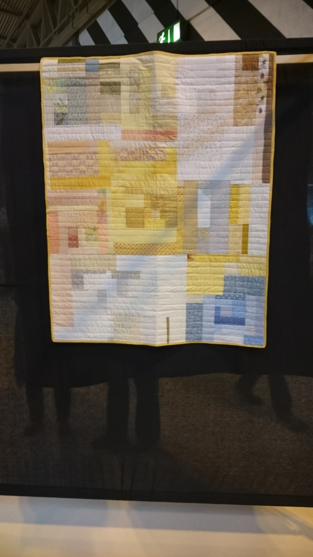 'Dawn', Festival of Quilts 2016