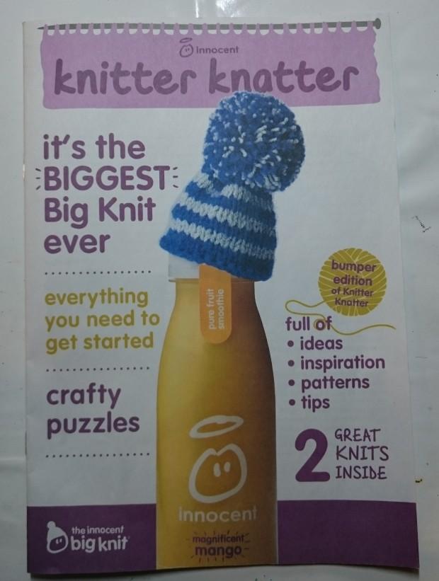 Knitter Knatter magazine.JPG