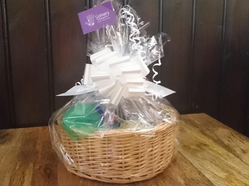 Sensory Treasures basket