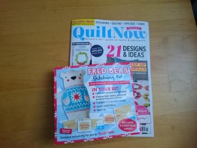 Quilt Now no 41, photo by Amanda Ogden