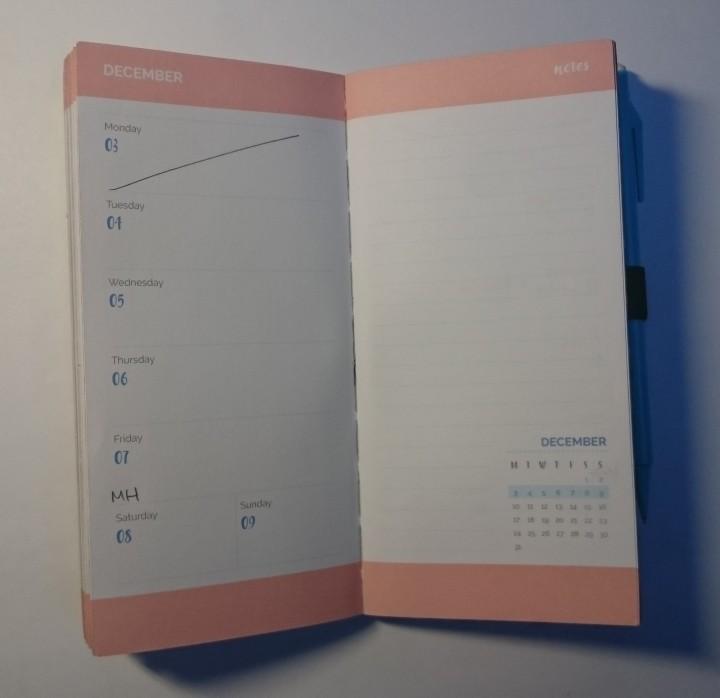 Cath Kidston diary