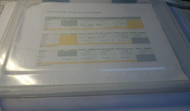Planning file