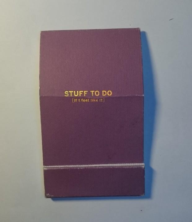 Notebook by Knock Knock