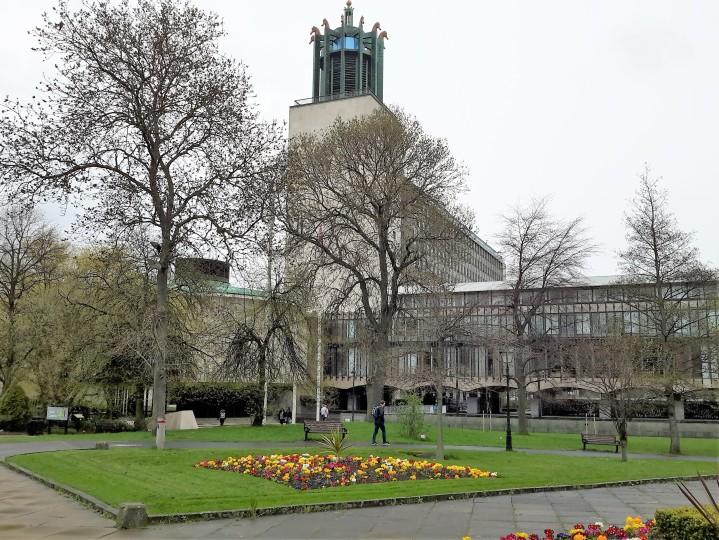 Civic Centre, Newcastle