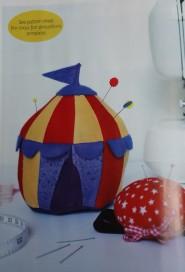 circus fun Pincushions .JPG