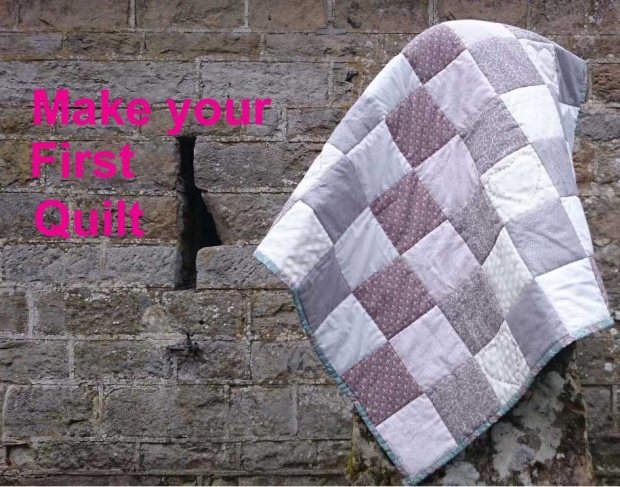 Make Your First Quilt for website