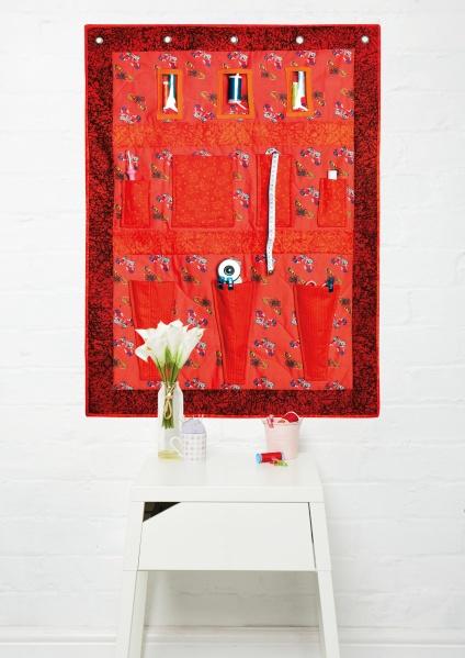 Flutterby Sewing Organiser by Amanda Jane Ogden