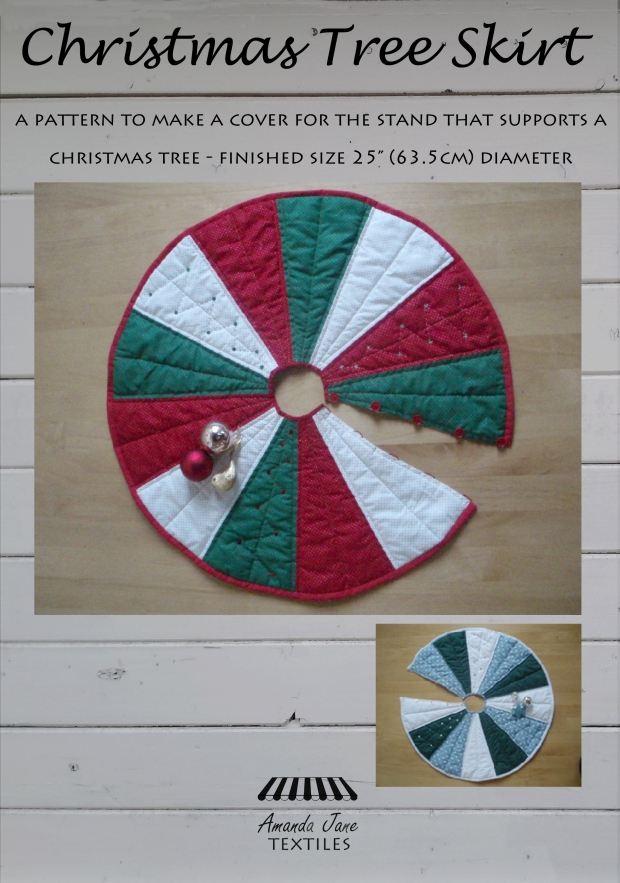 Christmas tree skirt new cover