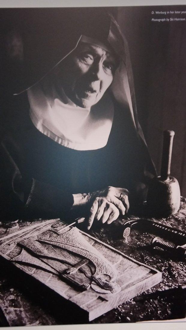 Dame Werburg Welch