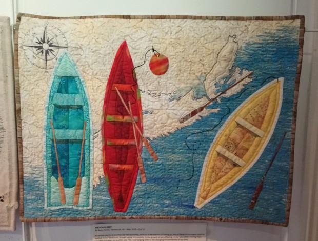 'Anchor and Drift' by Karen Henry