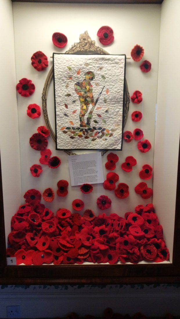 'The Fallen' by Susan Grimes