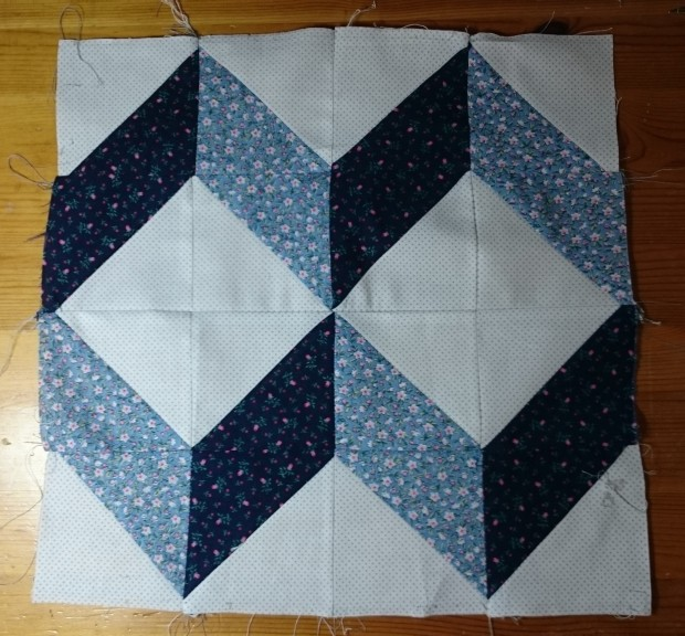 Make a quilt in 2019, Amanda Jane Textiles